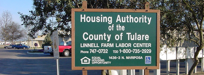 Linnell Farm Labor Center - Visalia